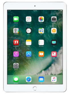 Планшет iPad Wi-Fi+Cellular 128GB Silver 2017 Apple