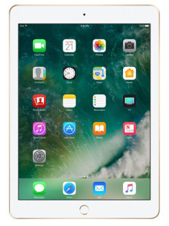 Планшет Apple iPad Wi-Fi+Cellular 128GB Gold 2017 Apple