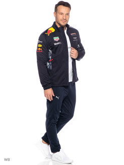 Куртка RBR Team Softshell Puma