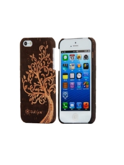 Чехол крышка для iPhone 5/5S Gaiam Tree of Wisdom 07326 Allsop
