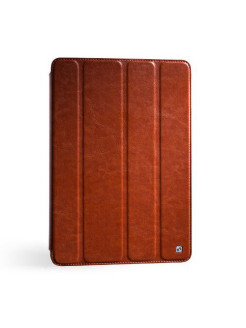 Чехол откидной Apple iPad 2 / 3 / 4 Hoco Crystal Brown Hoco