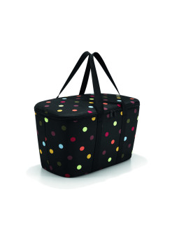 Термосумка Coolerbag dots Reisenthel