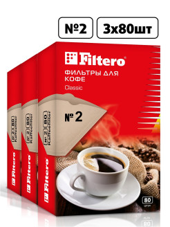 Accessory for coffee machines, Classic №2 / 240 Filtero