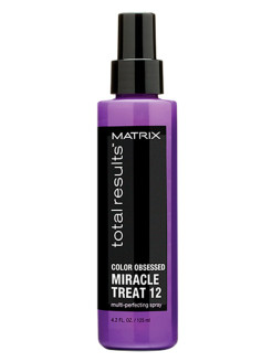 Спрей Total Results COLOR OBSESSED Miracle Treat 12 для окрашенных волос, 125 мл MATRIX