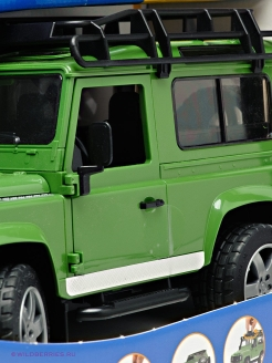 Внедорожник Land Rover Defender Bruder