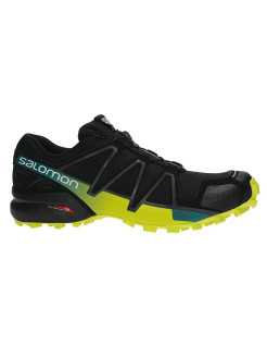 Кроссовки SHOES SPEEDCROSS 4 BK/Everglade/Sulphur SALOMON