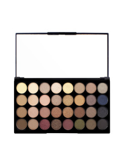 Палетка теней Ultra 32 Eyeshadow Palette, Flawless Revolution Makeup
