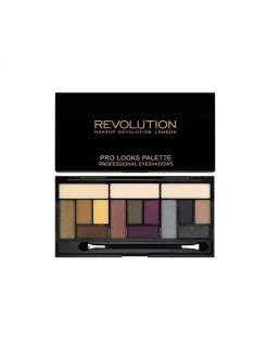 Палетка теней renaissance palette day makeup revolution