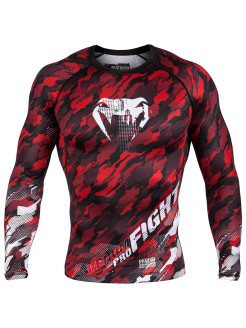 Рашгард Tecmo Red L/S Venum