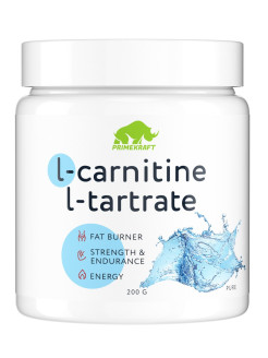 L-Carnitine L-Tartrate, ЧИСТЫЙ, 200 гр Prime Kraft