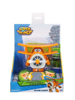 Трансформер Альберт Super Wings