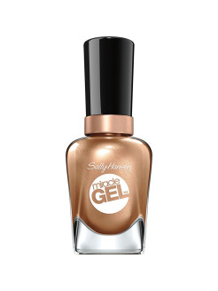 Гель Лак Для Ногтей Miracle Gel Тон 151 bronze & effect SALLY HANSEN