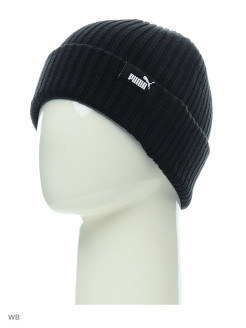 Шапка STYLE mid fit beanie Puma