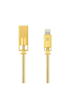 Кабель USB Apple iPhone 5 Remax RC-056i Gold REMAX