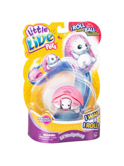 Интерактивный ежик Princess Little Live Pets Moose
