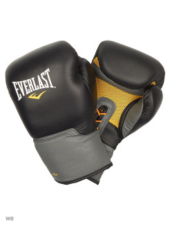 Перчатки Pro Leather Laced Everlast