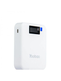 Внешний аккумулятор Master LCD Power Bank M4 Plus 10000 mAh Yoobao