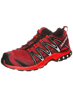 Кроссовки SHOES XA PRO 3D Red Dalhia/FIERY RED/BK SALOMON