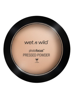 Компактная Пудра Photo Focus Pressed Powder E823c neutral beige Wet n Wild