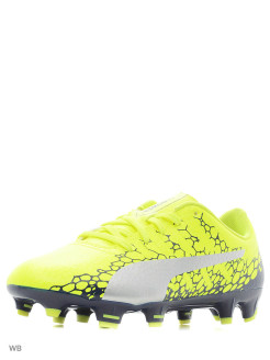 Бутсы evoPOWER Vigor 4 GRAPH FG Jr PUMA