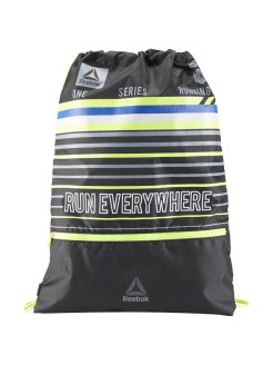 Сумка RUN GYMSACK BLACK                                                                              Reebok