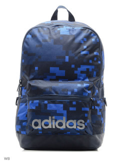 Рюкзак BP AOP DAILY BLUE Adidas