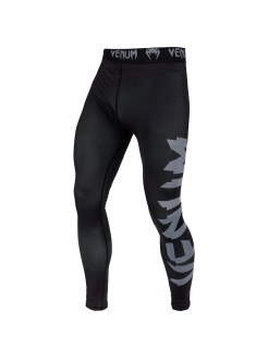 Тайтсы Giant Black/Grey Venum