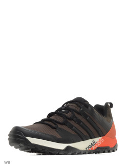 Кроссовки TERREX TRAIL CROSS  UMBER/CBLACK/ENERGY Adidas