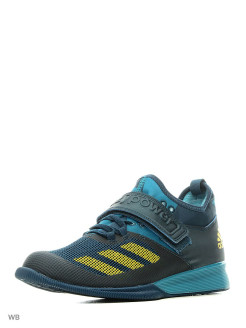 Кроссовки CRAZY POWER BLUNIT/EQTYEL/MYSPET Adidas