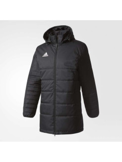 Куртка TIRO17 WINTJKTL   BLACK/WHITE Adidas