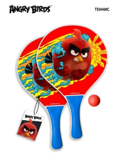 Набор ракеток Angry Birds InSummer