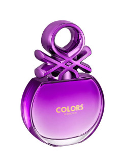 Benetton Colors Purple Ж Товар Туалетная вода 50мл United Colors of Benetton