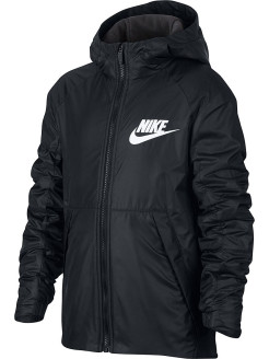 Куртка B NSW JKT HD FLEECE LINED Nike