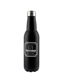 Термос Rondell Bottle Black 425-RDS, 0,75 л RONDELL