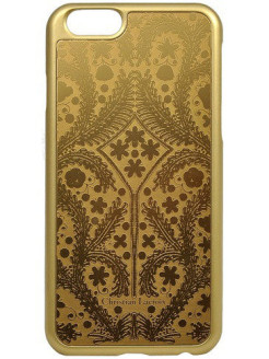 Чехол Lacroix для iPhone 6/6S Paseo metal Hard Gold Christian Lacroix