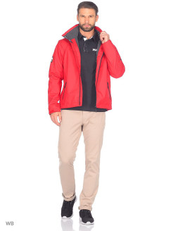 Куртка CREW HOODED MIDLAYER JACKET Helly Hansen
