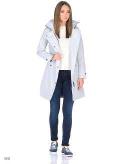 Куртка W WELSEY TRENCH INSULATED Helly Hansen