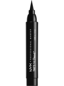 Лайнер для глаз. That's The Point Eyeliner  - PUT A WING ON IT 01 NYX PROFESSIONAL MAKEUP