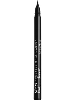 Лайнер для глаз. That's The Point Eyeliner - HELLA FINE 07 NYX PROFESSIONAL MAKEUP