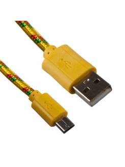 Дата USB кабель   Micro USB Liberty Project