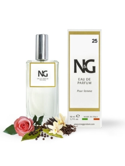 N&G 25 Miracle парфюмерная вода, 50 мл N&G