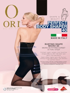 Колготки ORI Perfect Body Shaper 40 den ORI