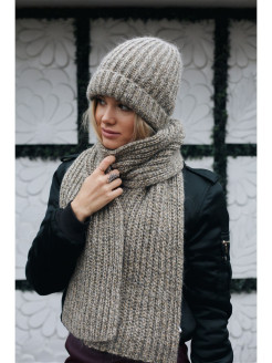 Шарф Coco Mohair Wooly's