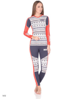 Кальсоны W HH LIFA ACTIVE GRAPHIC PANT Helly Hansen