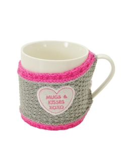 Sweater mug Mugs & Kisses Кружка в свитере BOSTON