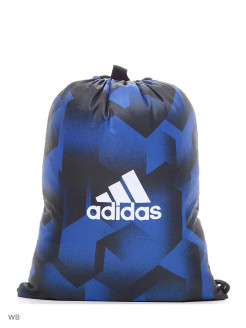 Мешок для обуви TANGO GB BLACK/BLUE/WHITE Adidas