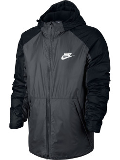 Куртка M NSW SYN FILL JKT HD FLC LN Nike