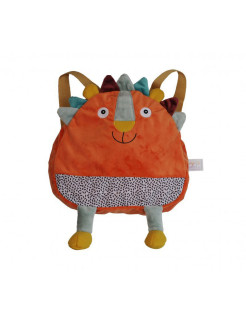 "Backpack ""Young Lion Woogie"" Ebulobo"