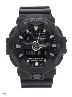 Часы G-Shock GA-700-1B CASIO