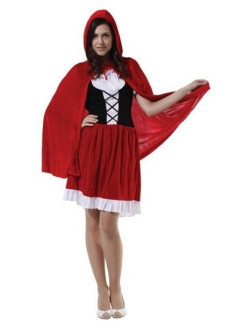 Suit obedient Red Riding Hood VKOSTUME